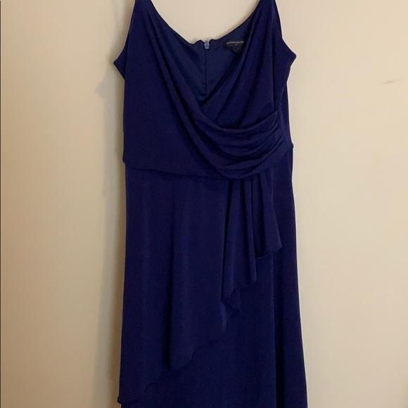 Banana Republic Dresses & Skirts - Faux wrap cocktail dress